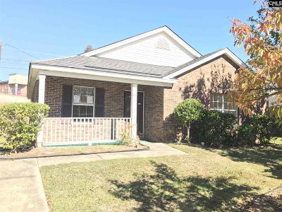 Columbia SC Single Family Home For Sale: $76,750