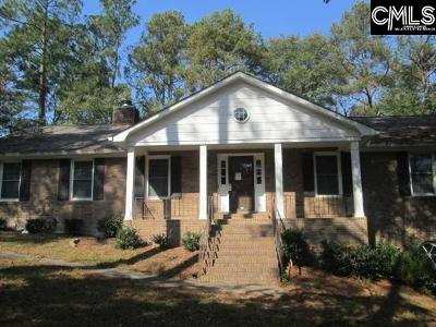 Columbia Single Family Home For Sale: 27 Olde Springs
