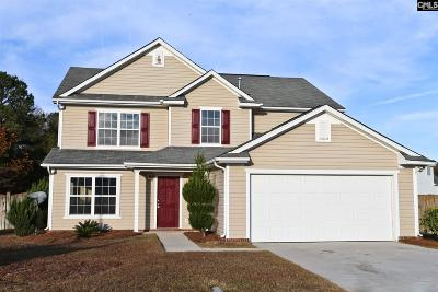 Lexington County, Richland County Single Family Home For Sale: 132 Thomaston Dr