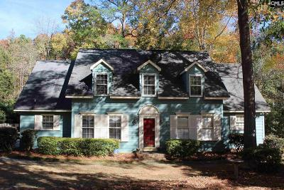 Columbia Single Family Home For Sale: 152 Cannon Dale