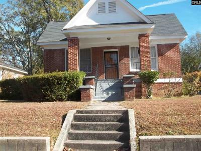 Columbia Single Family Home For Sale: 1312 Woodrow