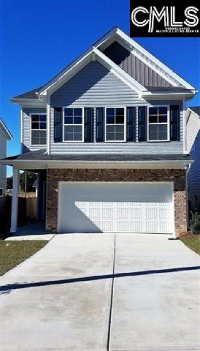 Columbia SC Single Family Home For Sale: $163,900