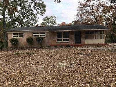 Columbia Single Family Home For Sale: 1814 Bradley