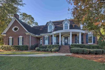 Lexington County Single Family Home For Sale: 110 Due West