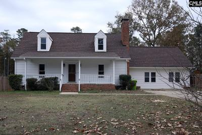 Columbia Single Family Home For Sale: 101 Caughman Park