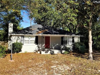 Columbia Single Family Home For Sale: 231 Bowling
