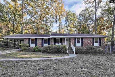 Single Family Home For Sale: 3630 Deerfield