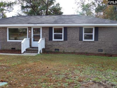 West Columbia Single Family Home For Sale: 159 Vanarsdale