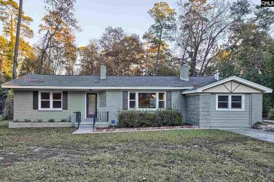 Forest Acres Single Family Home For Sale: 516 N Trenholm