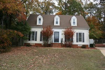 Columbia Single Family Home For Sale: 316 Cranewater
