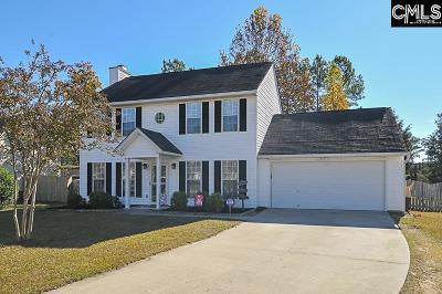 Blythewood Single Family Home For Sale: 117 Oak Glen