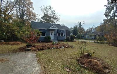Columbia Single Family Home For Sale: 3500 Bellingham