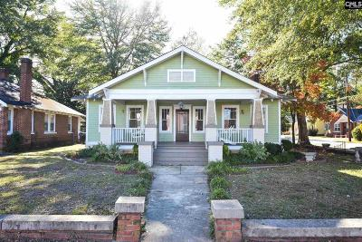 Columbia Single Family Home For Sale: 2929 River