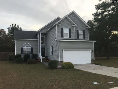 Leesville Single Family Home For Sale: 233 McKade