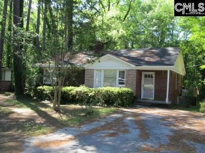 Forest Acres Single Family Home For Sale: 3230 Brookwood