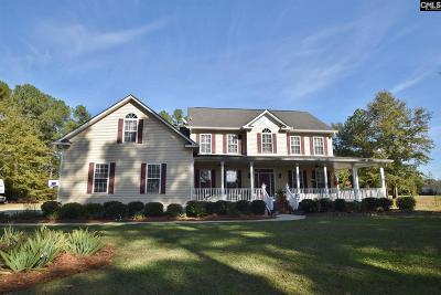 Leesville Single Family Home For Sale: 231 Little Creek
