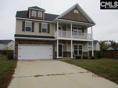 Single Family Home For Sale: 327 Orchard Grove
