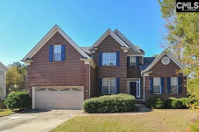 Irmo Single Family Home For Sale: 102 Hollingshed Creek