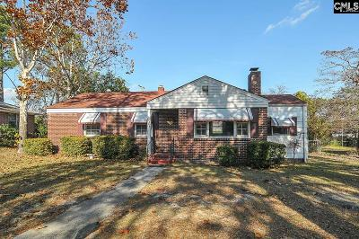 Single Family Home For Sale: 2424 Paxton