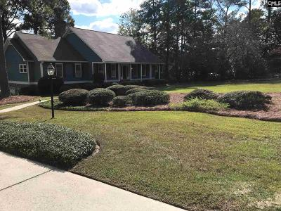 Columbia Single Family Home For Sale: 113 Pebble Creek