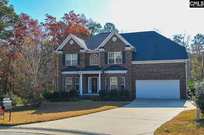 Blythewood Single Family Home For Sale: 566 Grey Hawk
