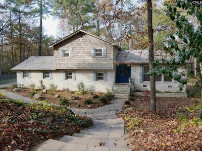 West Columbia Single Family Home For Sale: 1724 Holly Hill