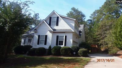 Blythewood Single Family Home For Sale: 9 Feather Run Court