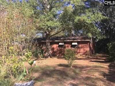 Newberry Single Family Home For Sale: 4054 Frazier