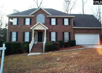 Irmo Single Family Home For Sale: 116 Staffwood