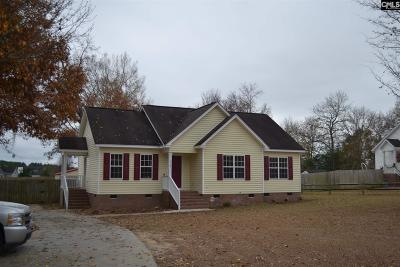 Camden Single Family Home For Sale: 919 Hermitage Pond
