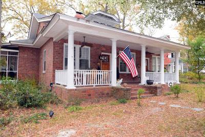 Camden Single Family Home For Sale: 1506 Broad