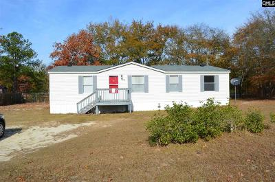 Lugoff Single Family Home For Sale: 2386 Green Hill Rd.