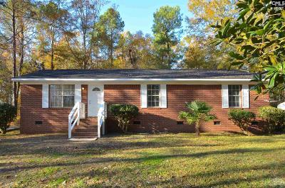 Columbia SC Single Family Home For Sale: $136,325