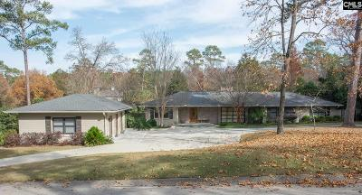 Lexington County, Richland County Single Family Home For Sale: 5 Woodhill
