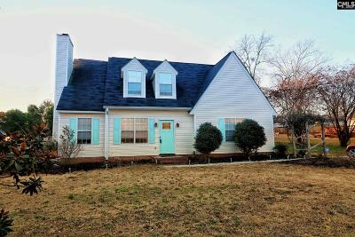 Lexington Single Family Home For Sale: 110 McLee