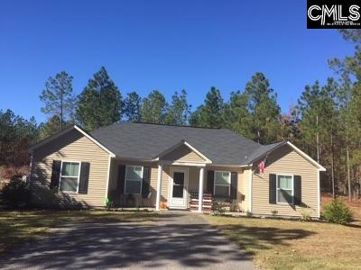 Lugoff Single Family Home For Sale: 1222 Ancrum Ferry