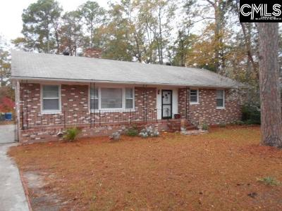 West Columbia Single Family Home For Sale: 213 Greenwood