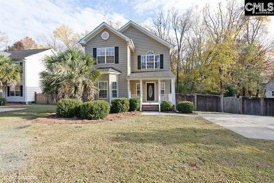 Columbia Single Family Home For Sale: 1044 Coatesdale