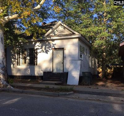 Earlewood Single Family Home For Sale: 1013 Union Street