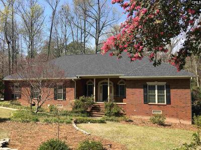 Lexington County Single Family Home For Sale: 129 Secret Cove