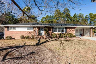 Camden Single Family Home For Sale: 123 Northgate