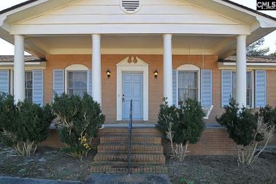 Columbia SC Single Family Home For Sale: $130,000