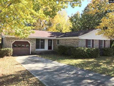 West Columbia Single Family Home For Sale: 2702 Court Of Leonardo