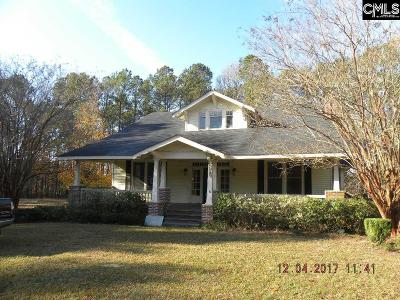 Batesburg Single Family Home For Sale: 410 Willis
