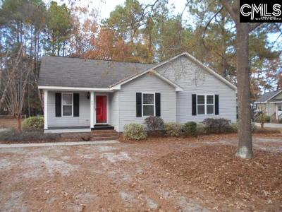 Lugoff Single Family Home For Sale: 53 Falcon Crest