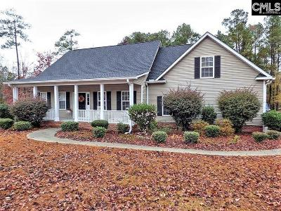 Lugoff Single Family Home For Sale: 61 Hunting Creek