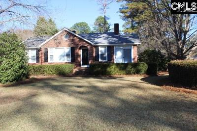 Camden Single Family Home For Sale: 5000 Liberty Hill