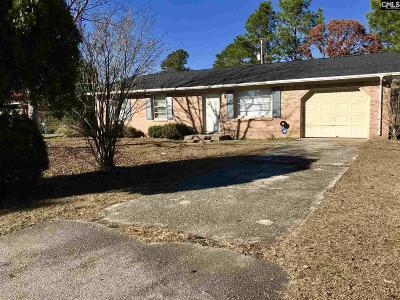 Gaston Single Family Home For Sale: 2109 Glenn