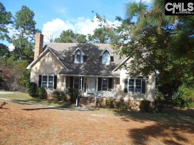 Columbia SC Single Family Home For Sale: $74,700