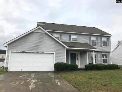 Columbia SC Single Family Home For Sale: $105,500